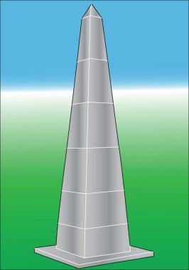 Obelisk illustration