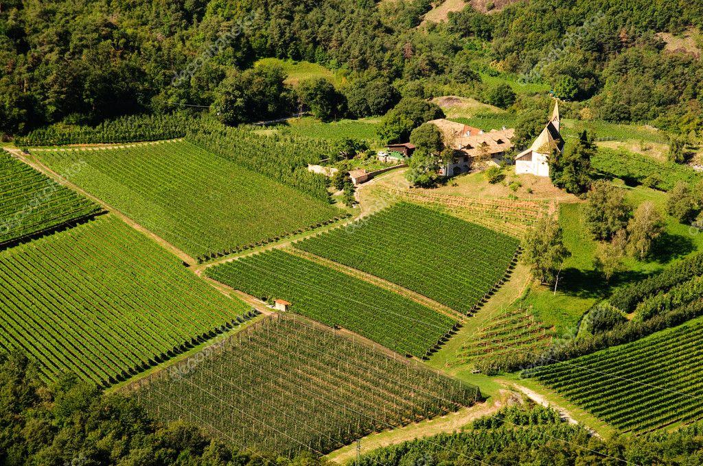 Trentino Alto Adige landscape