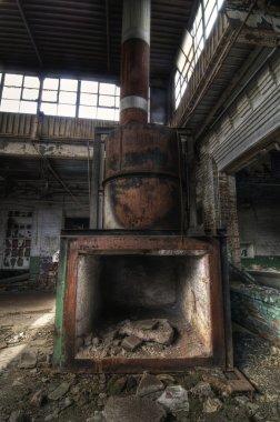 Industrial Coal Stove