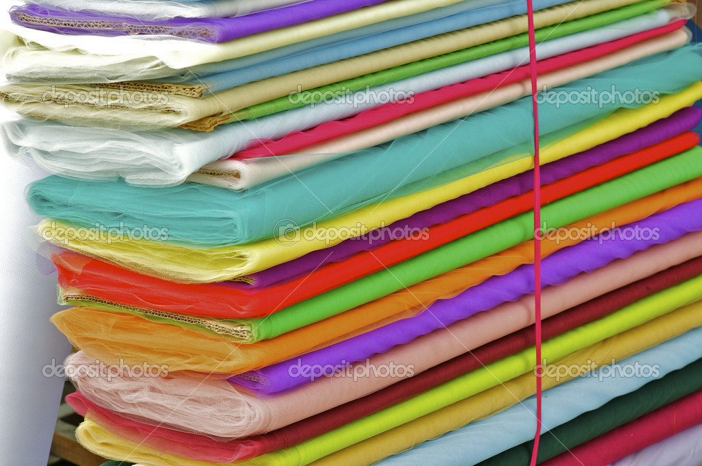 Stacked Silk