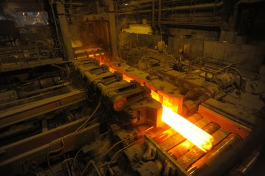 The rolling mill