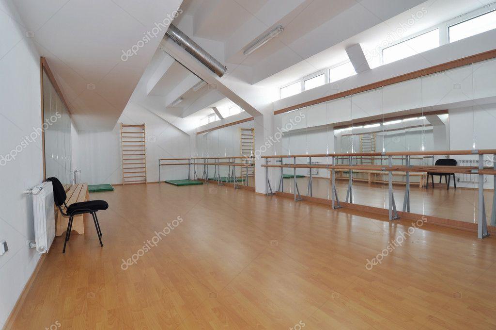 New and modern gymnasiums room
