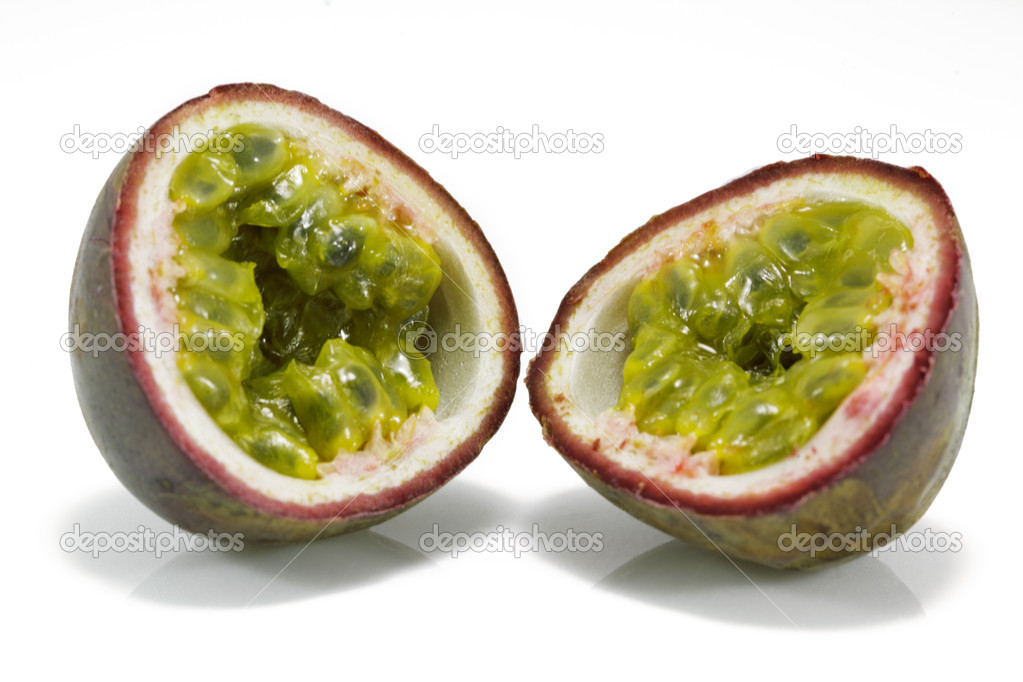 Tropical passion fruit