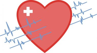 Acg heart monitoring illustration