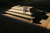 Fotografie Grab des unbekannten Soldaten,