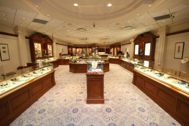 High-End Jewelery Store