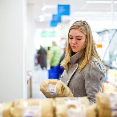 Supermarket selection