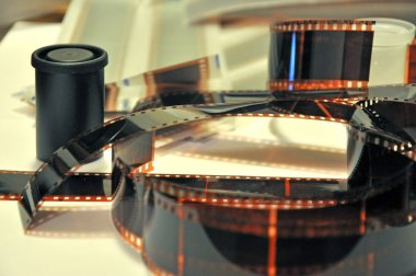 Photo film and cases