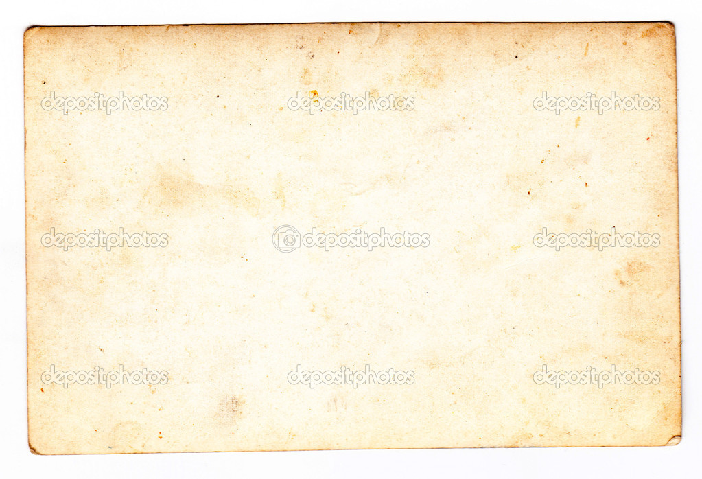 High Resolution Old Postcard Background Texture With Age Marks Photo By Stevanovicigor