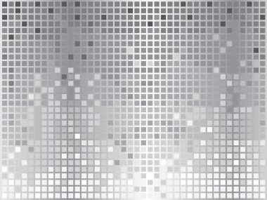Silver disco background