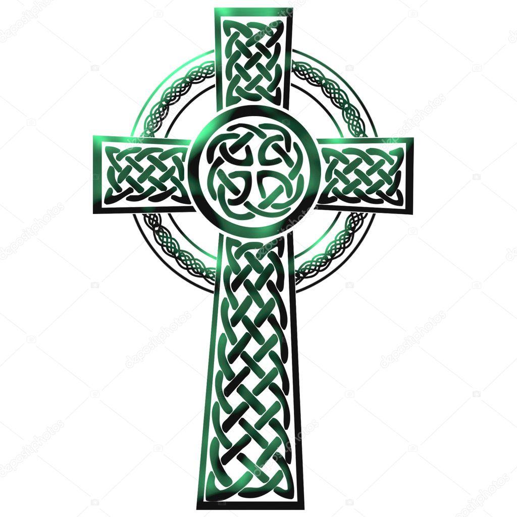 celtic cross stock vector nanakelley 2165733 rh depositphotos com celtic cross vector graphic celtic cross vector free download