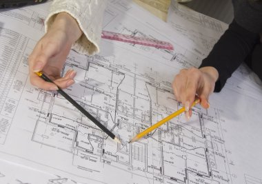 Designing the house
