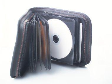 Open cd case