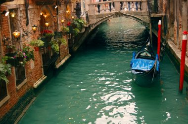 Romantic restaurant in Venice