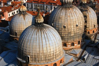 St. Mark's Basilica roof