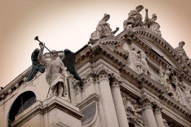 Santa Maria della Salute detail, Venice