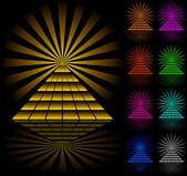Fotografie Pyramids