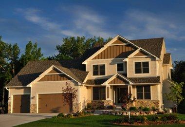 Suburban Executive Home