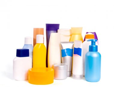 Cosmetic Bottles 2