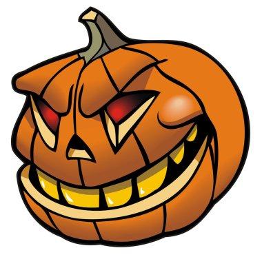 Jack-O-Lantern, Halloween pumpkin