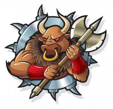 Myths: Minotaur