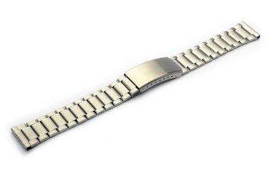 Clock bracelet