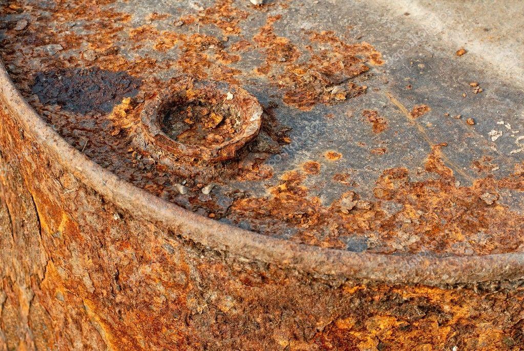 vieux tambour toxique rouill usage industriel photographie onepamop 2147347. Black Bedroom Furniture Sets. Home Design Ideas