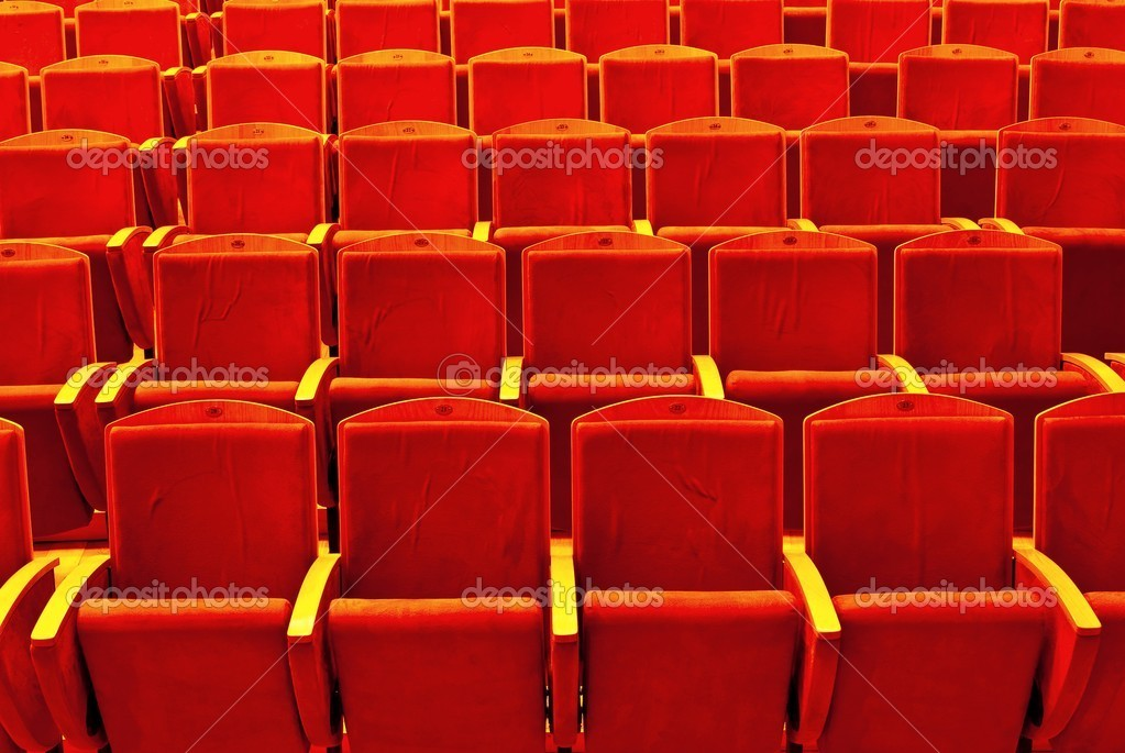 red theater seats vintage theatre empty rows of red theatre seats stock photo onepamop 2346586