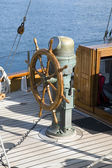 hajó kormánykerék