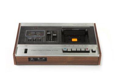 Vintage Cassette Tape Recording Device I