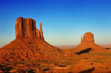 Beautiful Monument Valley Utah USA
