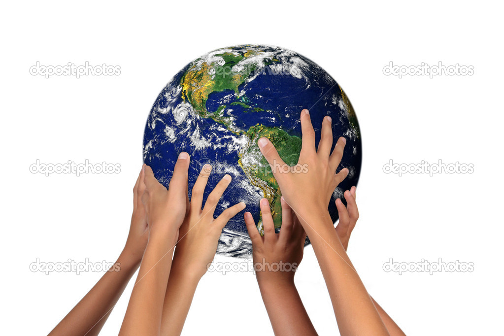 Future Generations With Earth in their H