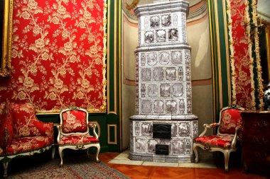 Antique European house - Palace interior