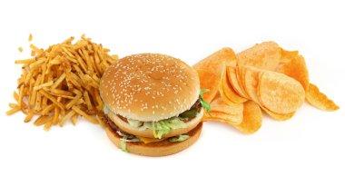 Unhealthy food composition