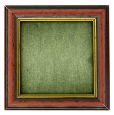 Empty square frame