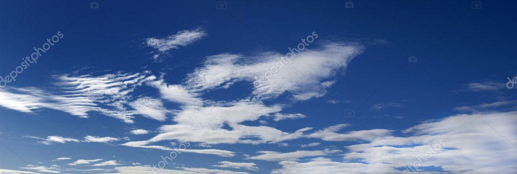 Vertical big sky