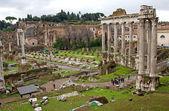 římské senátory v Itálii