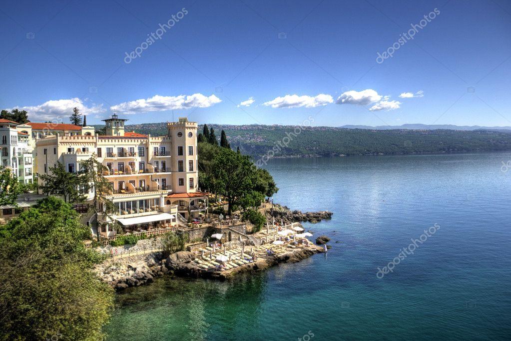 Hotel in Opatija, Croatia