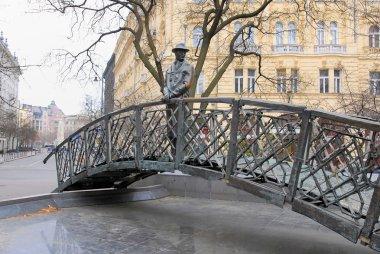 Hungarian prime minister Imre Nagy