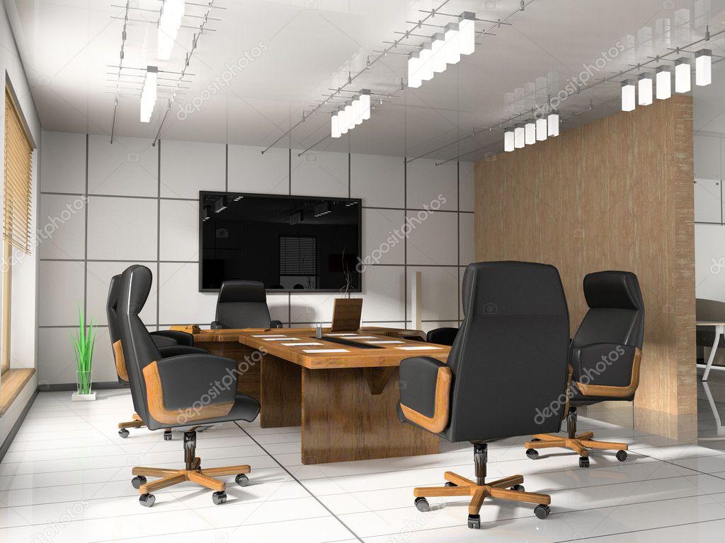 moderne Zimmer für Tagungen — Stockfoto © kash76 #2219754