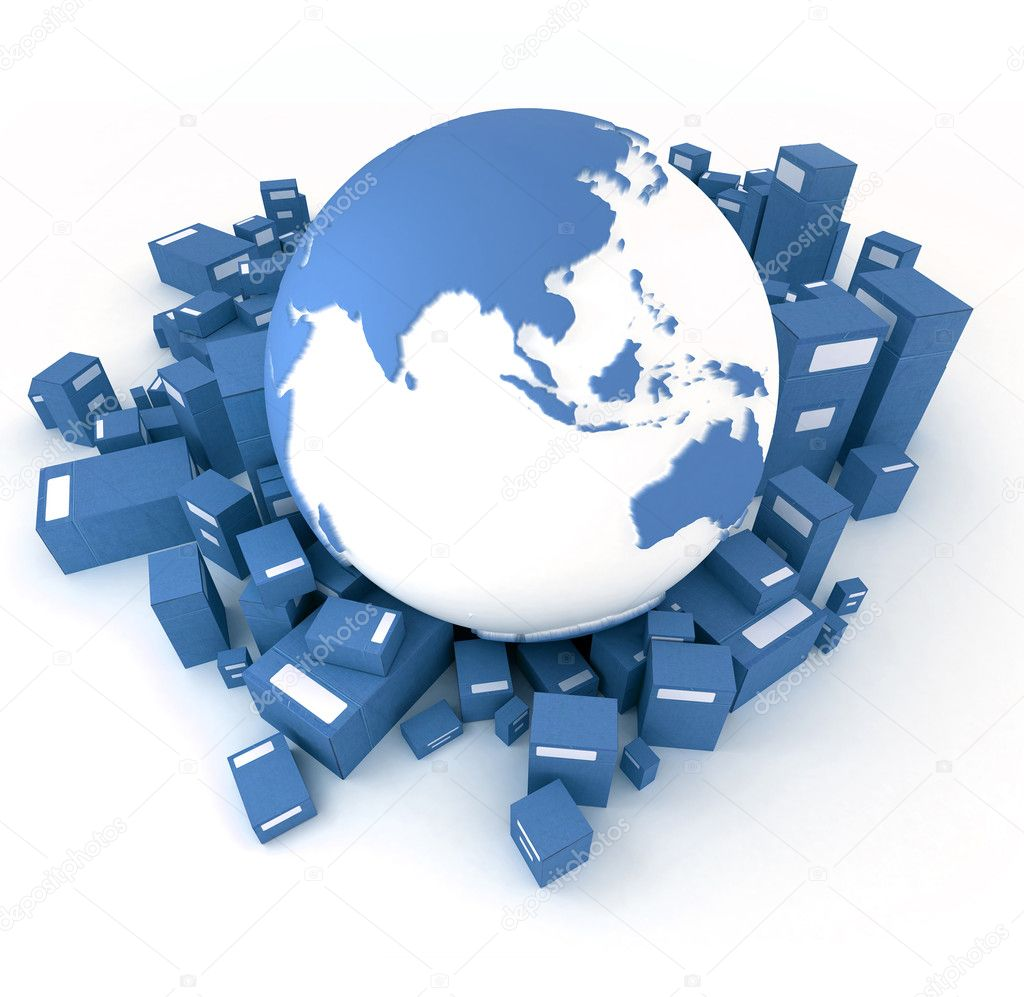 Blue Transportation Asia