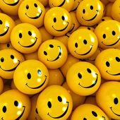 šťastné tváře