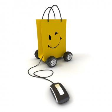 Easy shopping online
