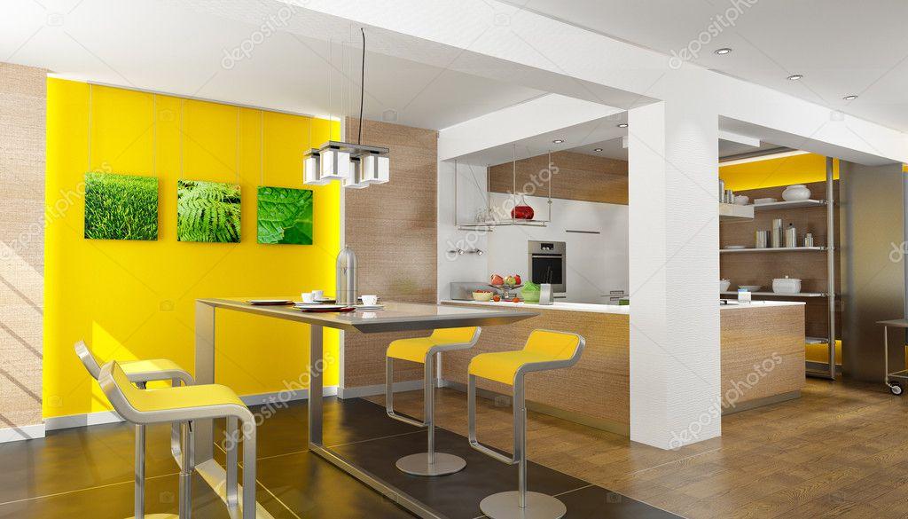 Cucina da sogno — Foto Stock © franckito #2420192
