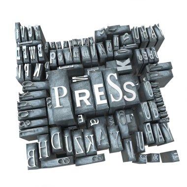 Printed press