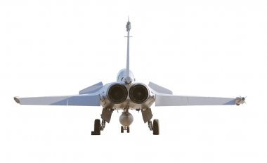 French fighter aircraft Dassault Rafale