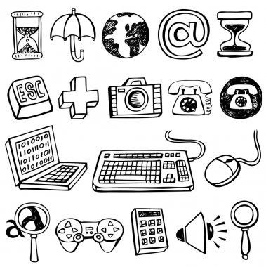 Computer Symbols.