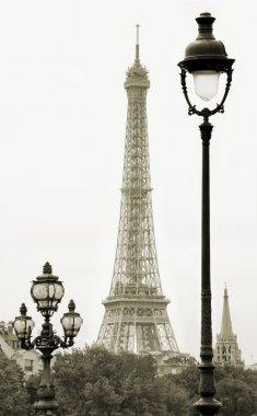 Streetlamp.