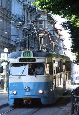 Gothenburg tram 01