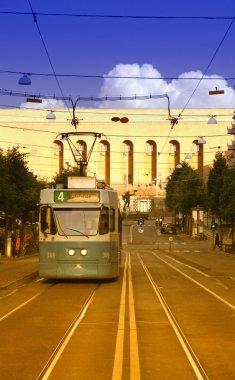 Gothenburg tram 04